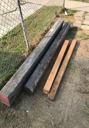 Free wood beams for Sale in Brea, CA