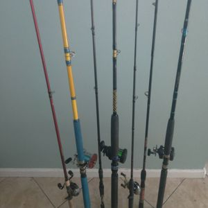 Fishing Poles And Reels for Sale in Costa Mesa, CA