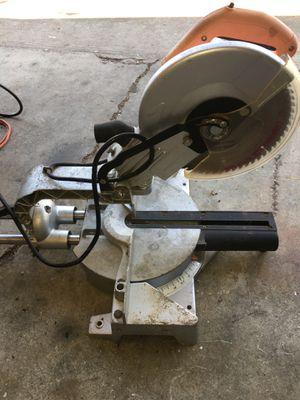 Slide compound miter saw Chicago for Sale in San Jose, CA