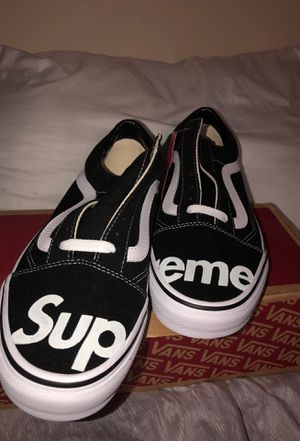 Custom vans supreme for Sale in Woodland Hills, CA