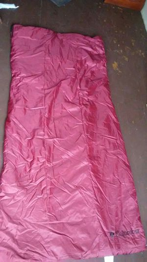 Columbia sleeping bag for Sale in Richmond, VA