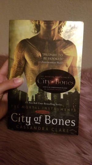 City of bones for Sale in Victoria, TX