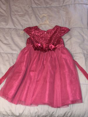 Girls dress size 4 and pajama pants size 4 for Sale in Austin, TX