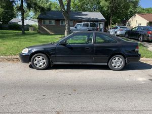 99 civic ex 5 speed for Sale in Grove City, OH