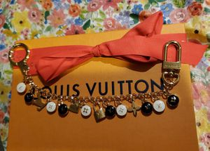 Louis Vuitton bag charm keychain for Sale in Niagara Falls, NY