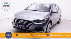 2019 Hyundai Accent for Sale in El Cajon, CA