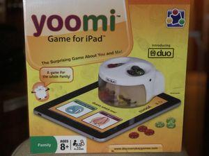 Yoomi game for iPad for Sale in Virginia Beach, VA