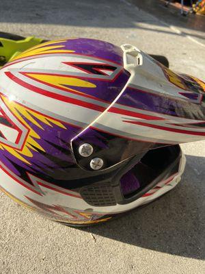 Motorcycle helmet medium Fiberglas for Sale in Cerritos, CA