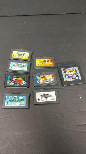 Games GameBoy for Sale in Santa Clarita, CA