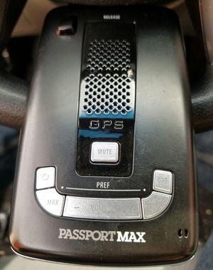 ESCORT PASSPORT MAX RADAR DETECTOR for Sale in Sacramento, CA