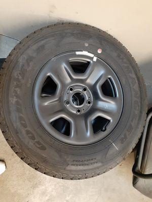 19 Jeep Wrangler Wheels & Tires Brand New for Sale in Cranston, RI
