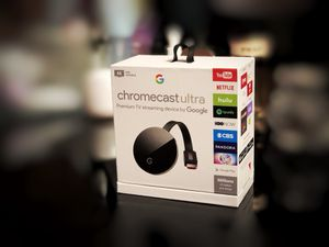 chromecast Ultra for Sale in Woodbridge, VA