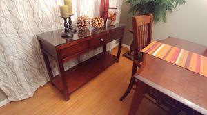 Sofa table for Sale in Colorado Springs, CO