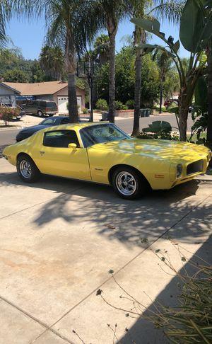 Pontiac Firebird 1971 for Sale in Escondido, CA
