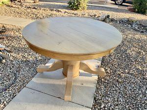 FREE- antique oak table for Sale in Mesa, AZ