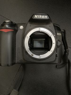 Nikon D50 DSLR Digital Camera for Sale in Albany, NY