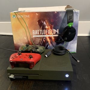 Battlefield 1 Xbox One ( Discontinued Limited Edition ) for Sale in Bridgeport, CT