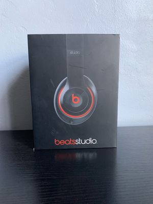 Beats Studio Headphones for Sale in San Jacinto, CA