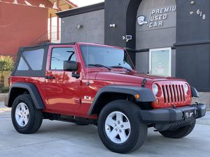 2007 Jeep Wrangler for Sale in Perris, CA