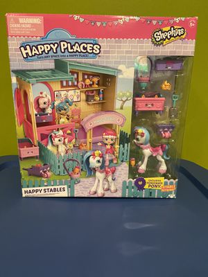 Shopkins Happy Places Happy Stables for Sale in Florham Park, NJ