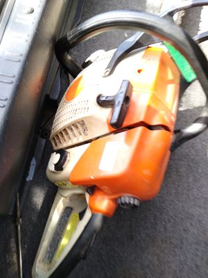 Stihl chainsaw for Sale in Coburg, OR