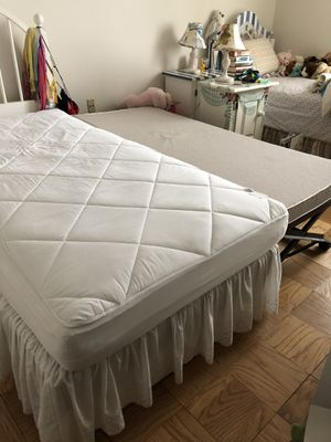 Twin trundle bed for sale for Sale in Chevy Chase, MD