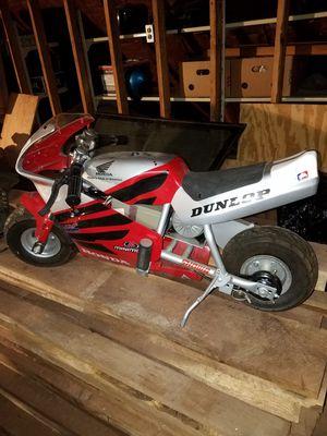 Honda Minimoto Electric Pocket Bike for Sale in Mineral Ridge, OH