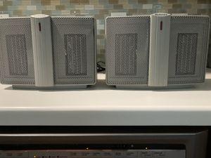 2 Holmes Electric 1500 watt Ceramic Heaters $12 Each or both for $20 for Sale in Phoenix, AZ