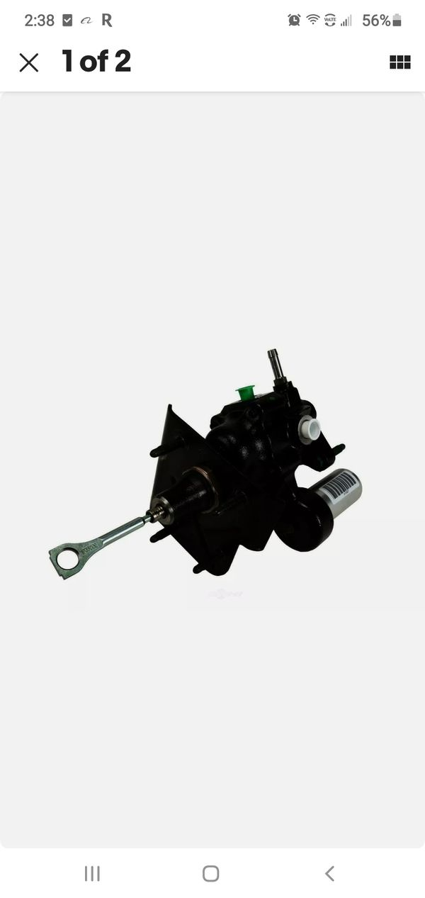Power Brake Booster fits 2003-2007 Hummer H2