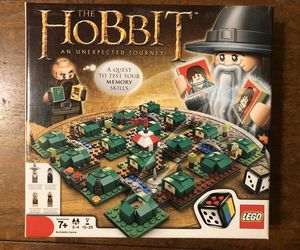 The Hobbit Unexpected Journey LEGO board game for Sale in Beaverton, OR