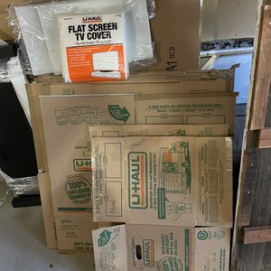 Free Moving Boxes for Sale in Walnut Creek, CA