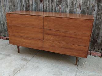 Walnut Dresser for Sale in Los Angeles,  CA