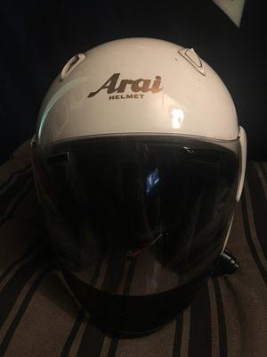 Aria Motorcycle MC Helmet Size XL Built in Speakers for Sale in Fredericksburg, VA
