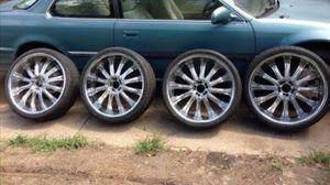 22 inch Rims for Sale in Dallas, TX