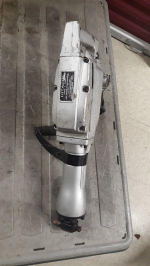 Hitachi hex demolition hammer for Sale in Chicago, IL