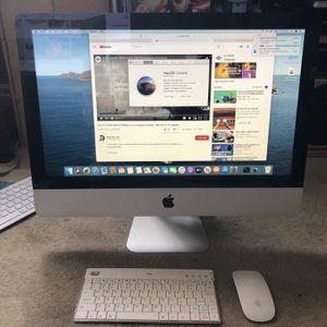 iMac 21.5 Screen, Mid 2010, Core i3, 12gb Ram, MacOS Catalina for Sale in Escondido, CA