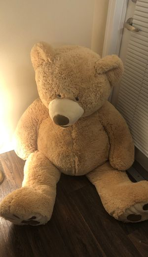 Large teddy bear for Sale in San Diego, CA