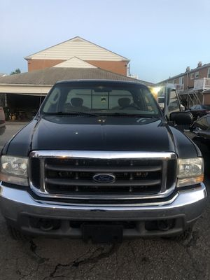 2004 Ford F-250 Super Duty XLT 4x4 for Sale in Euclid, OH
