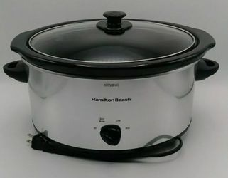 Hamilton Beach Slow Cooker Pot 5 Qt for Sale in Brooklyn,  NY