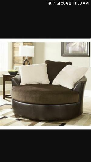 Ashley furniture 360 swivel chair for Sale in Boston, MA