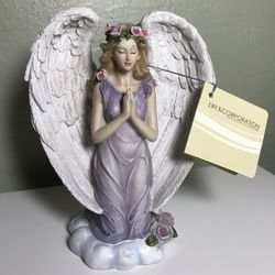 Angel Statue Decor Figurine - Religious Christian Catholic for Sale in Fairfield,  CA