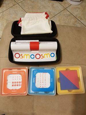 Osmo genius kit for Sale in Hialeah, FL