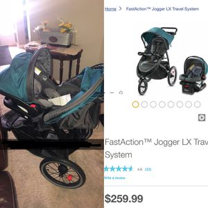 Graco Travel system for Sale in Jacksonville, FL