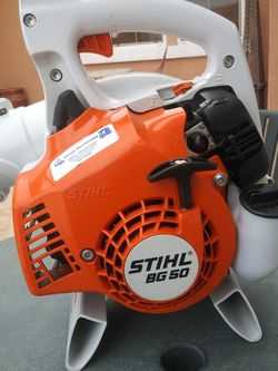 Stihl BG 50 Handheld Leaf Blower. Used Only A Couple Times Like Brand New. for Sale in Lancaster,  CA