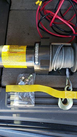 Utility winch 2000 lbs for Sale in Mesa, AZ