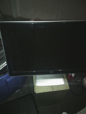 HP computer monitor for Sale in Lufkin, TX