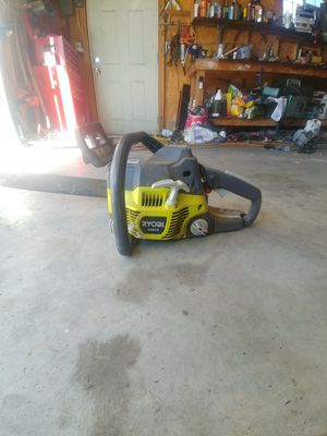46cc chainsaw for Sale in Salt Lake City, UT