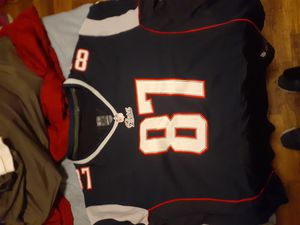 New England Patriots Jersey for Sale in Elsmere, DE
