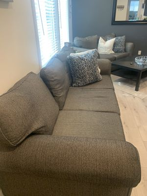 Living spaces couches for Sale in Cypress, CA