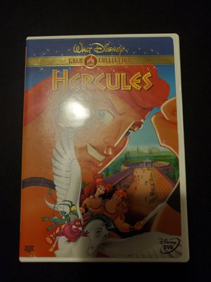 Hercules DVD for Sale in Blythewood, SC